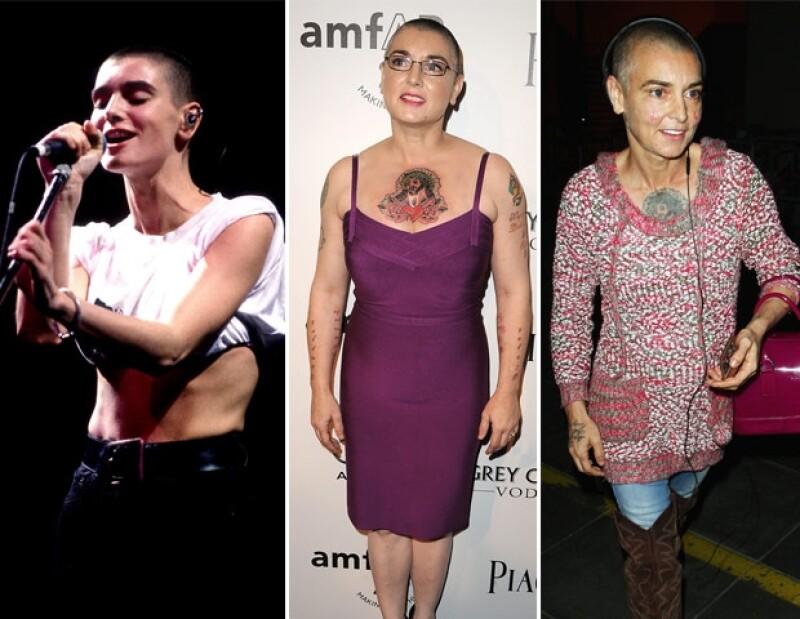 Robert Kardashian, Jessica Simpson, Sinéad O´Connor e inclusive Christina Aguilera son celebridades que durante su carrera han tenido cambios en su figura muy notables, ya sea para bien o para mal.