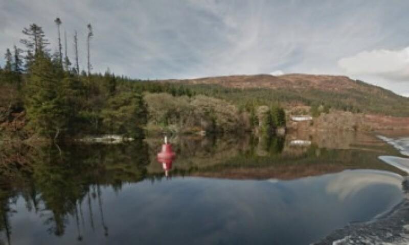 El equipo de Google Maps mapeó la superficie y las profundidades del lago Ness. (Foto: Google Maps )