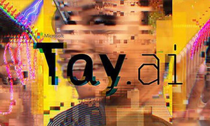 Tay fue un experimento de inteligencia artificial de Microsoft en Twitter. (Foto: Microsoft)