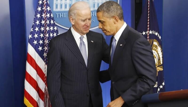 Barack Obama conferencia abismo fiscal