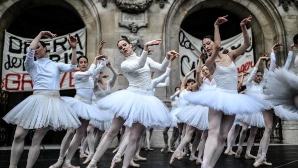 Ballet como protesta