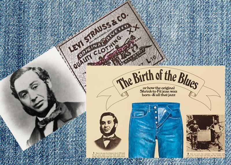 Pero antes de conocer como es que los jeans inspiran a siempre innovar, ¿sabes acerca de su origen e historia?