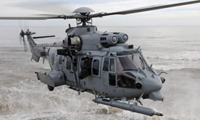 La inversión se destinará en proveeduría en el país durante los próximos cinco años. (Foto: Tomada de airbushelicopters.com )
