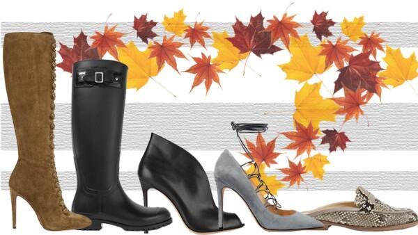 Zapatos Otoño/invierno