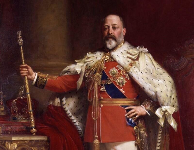 Eduardo VII tenía fama de libertino.