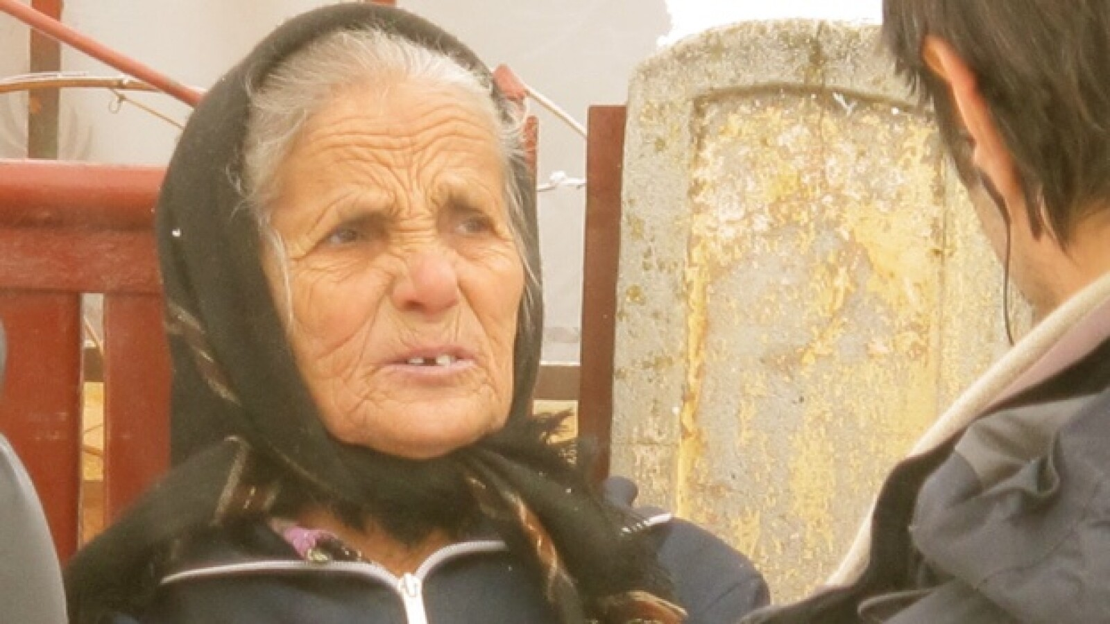 Rumania - trata de personas -madre de traficante