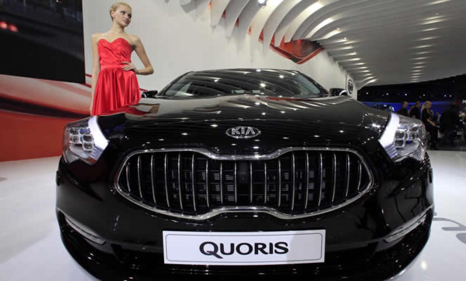 Las ventas de autos en el país europeo crecieron 40% a 2.6 millones de vehículos en 2011 en términos de volumen.