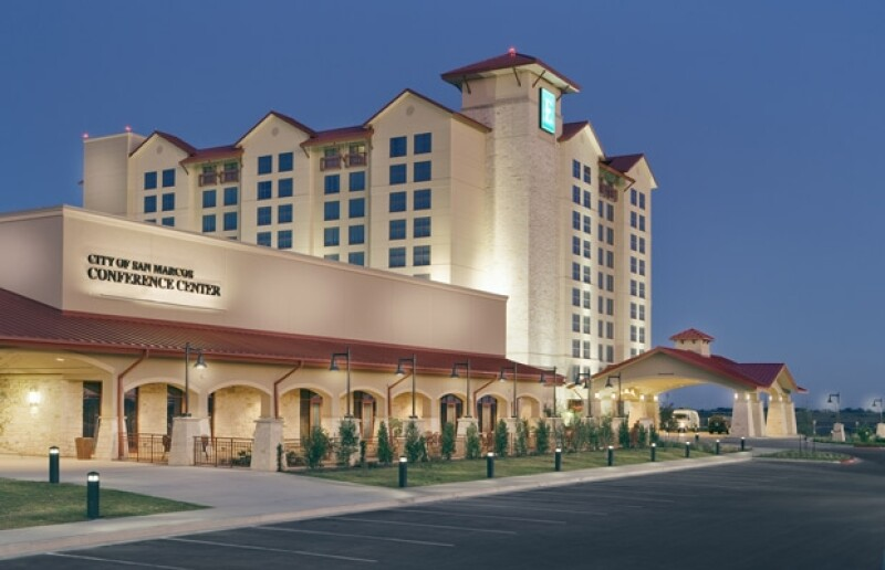 Hotel Spa and Conference Center Embassy Suites San Marcos