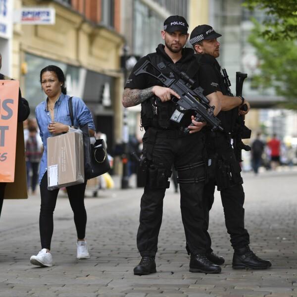 Seguridad en las calles