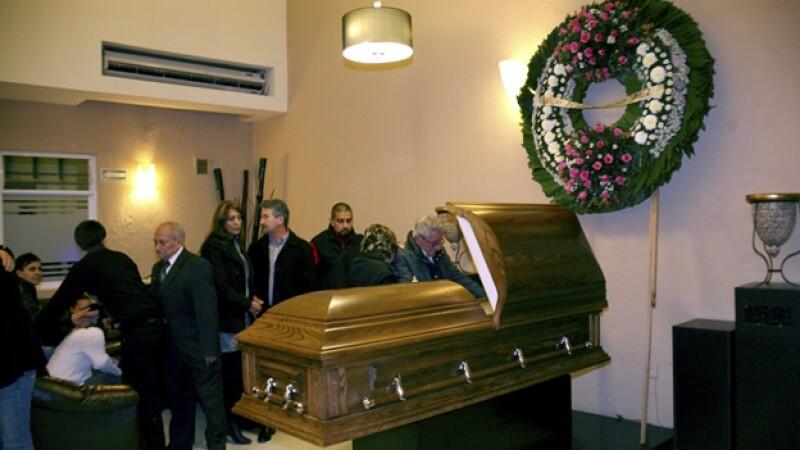 soraya jiménez, funeral