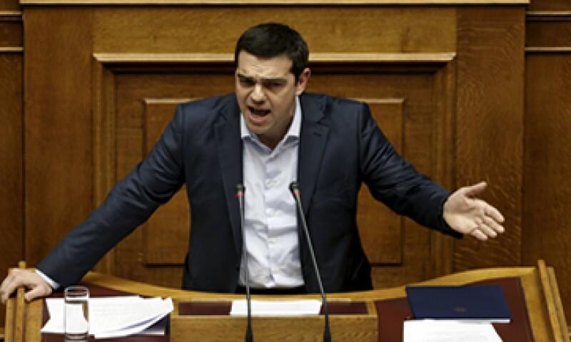 El Gobierno de Alexis Tsipras dice que se esfuerza por pagar sus obligaciones dentro del plazo.  (Foto: Reuters )