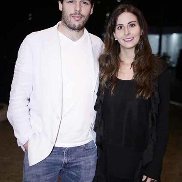 Gonzalo Carral y Araceli García
