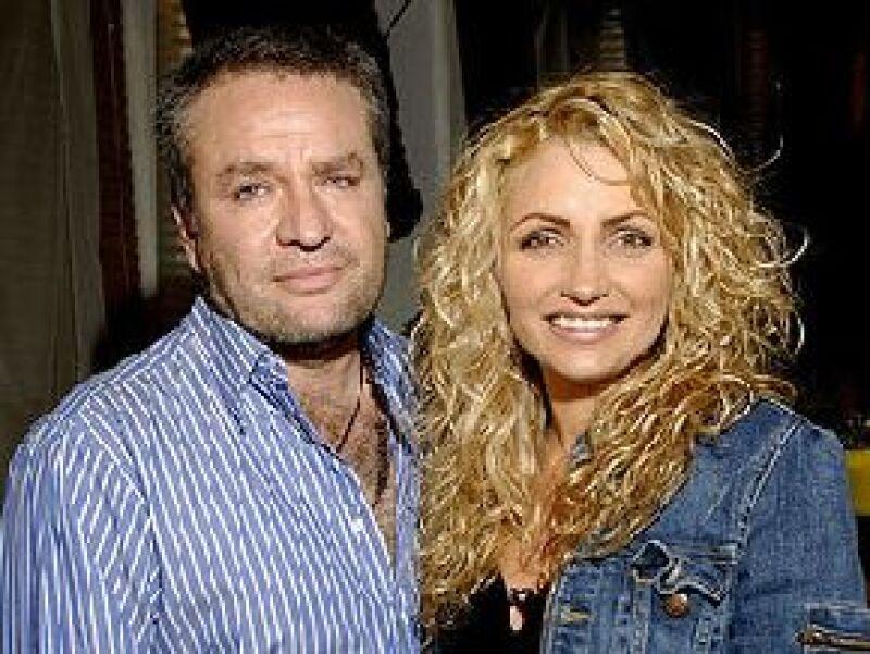 José Alberto Castro y Angélica Rivera viveron juntos 17 años.