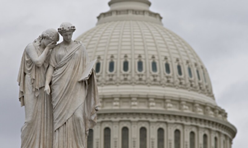 A los representantes se les pidió volver a Washington. (Foto: AP)