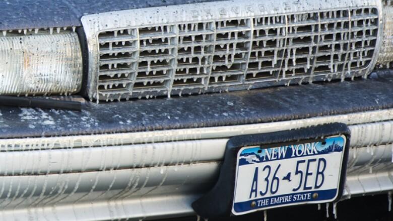 El Servicio Meteorológico Nacional pronostica que las temperaturas en Estados Unidos comenzarán a aumentar a partir de la noche de este martes.
