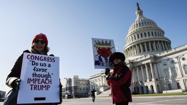 A favor del 'impeachment'