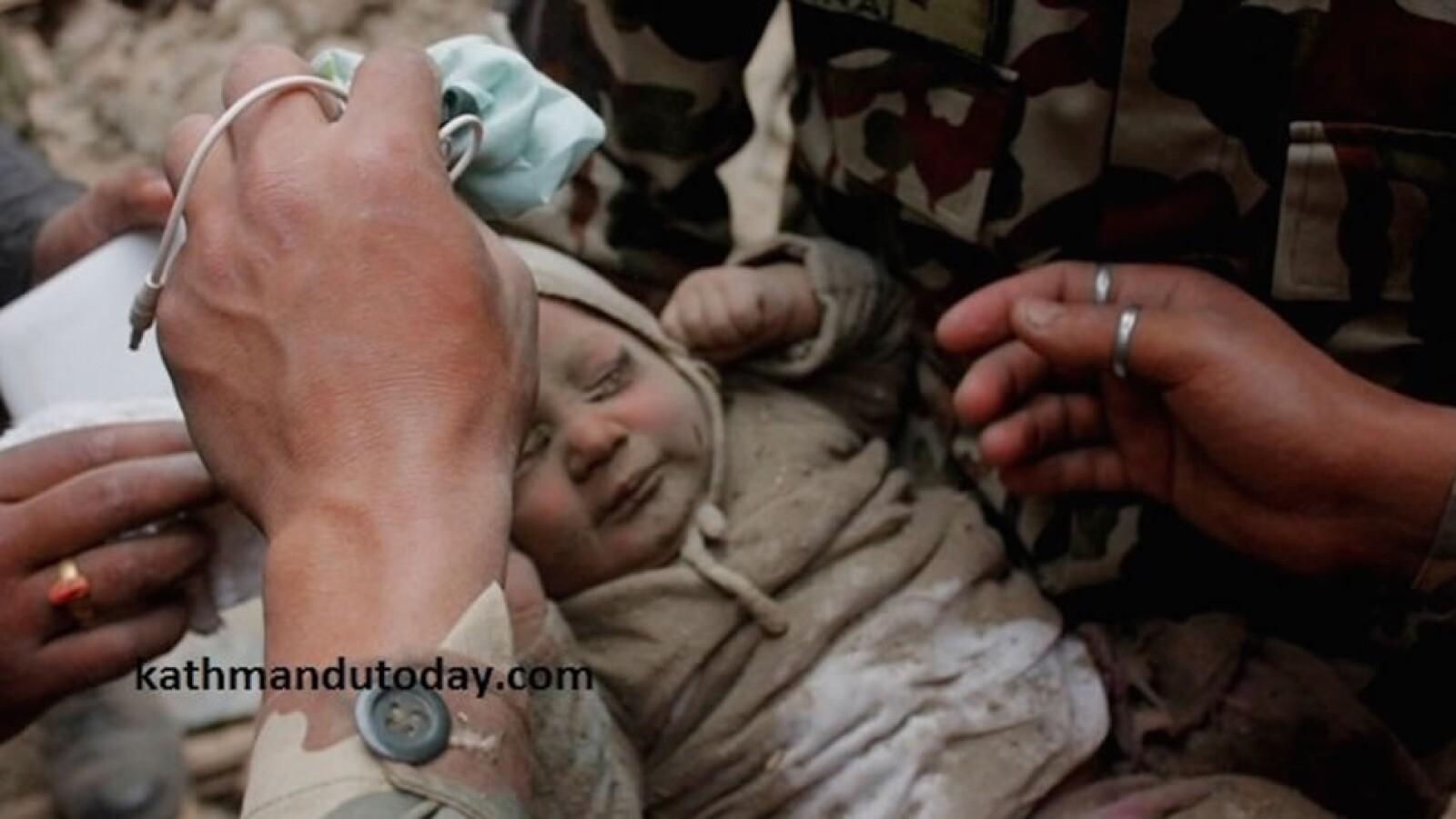 Nepal bebé