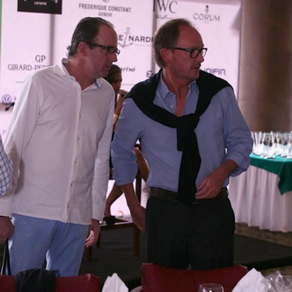 Luis Peyrelongue,Pablo Creel