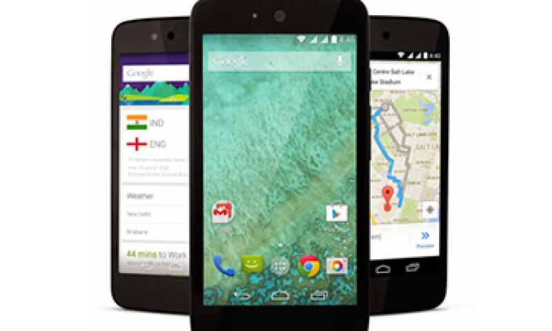 Las actualizaciones del Android One serán gratis por seis meses para reducir costos de datos telefónicos. (Foto: tomada de google.com)