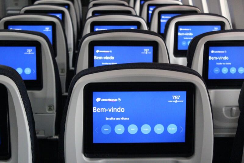 """Aeroméxico Boening 787-9 """"Quetzalcóatl"""" 6"""