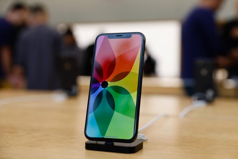 Estas son las expectativas económicas que Apple tiene con el iPhone X