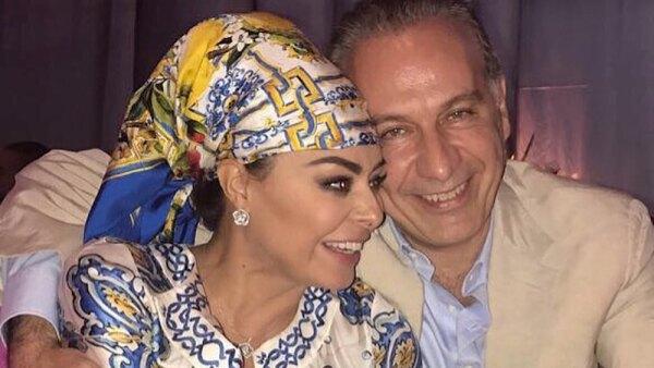 Yadhira y Juan Collado