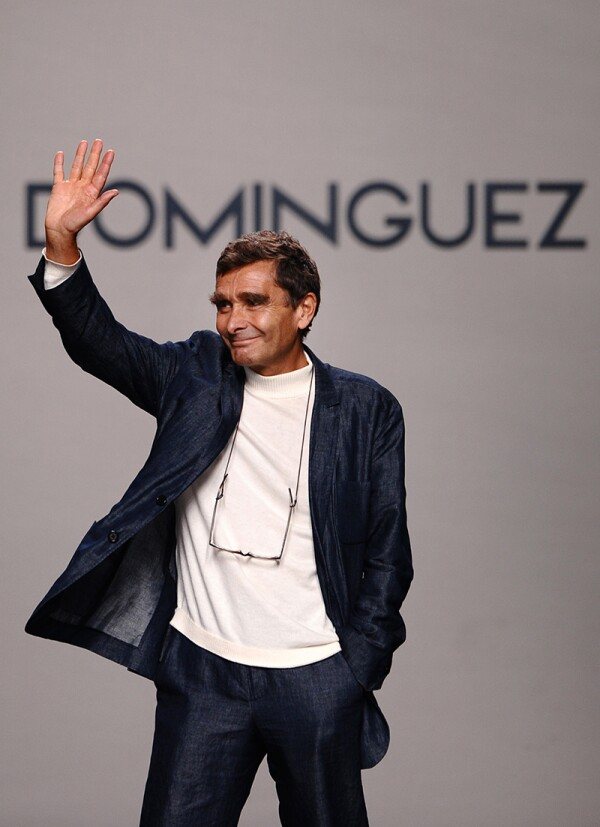 Adolfo Dominguez: Cibeles Madrid Fashion Week S/S 2011