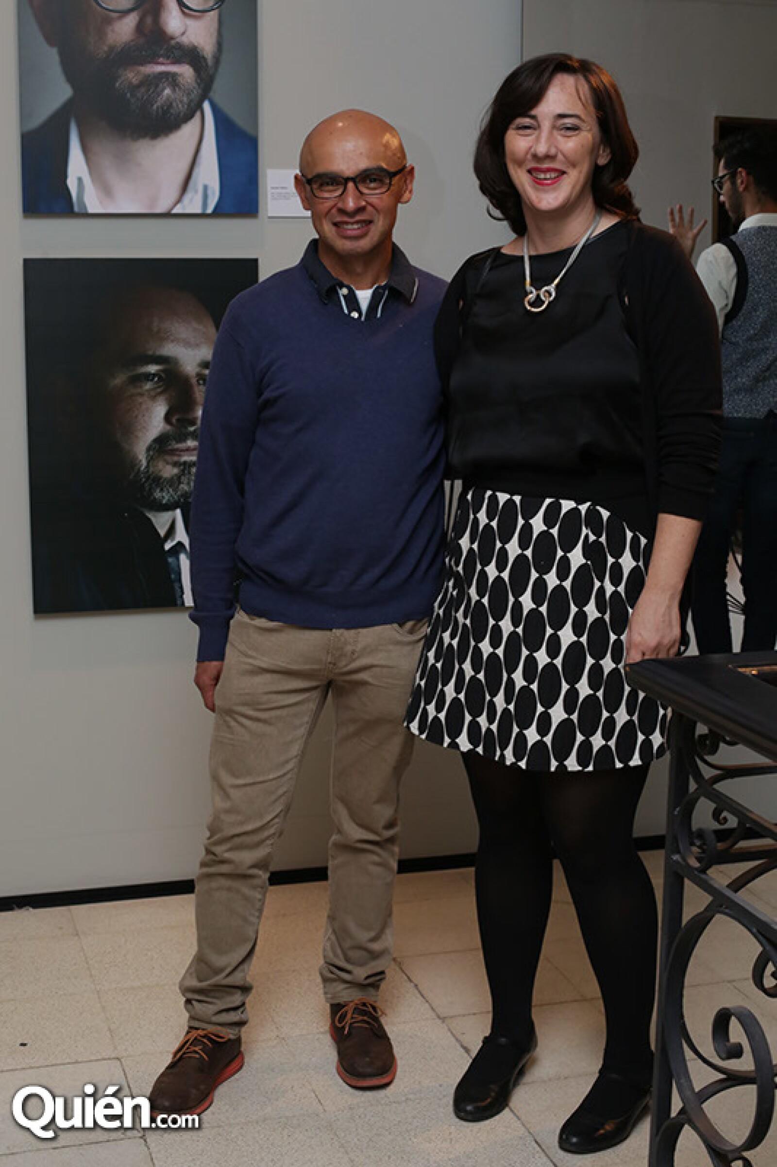 Carlos Trujillo y María Aranzandi