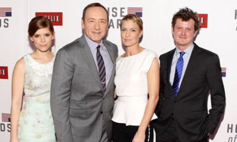 La serie ha gozado de una alta reputación entre los usuarios de la red y obtuvo nueve nominaciones en los Emmy. (Foto: Getty Images)