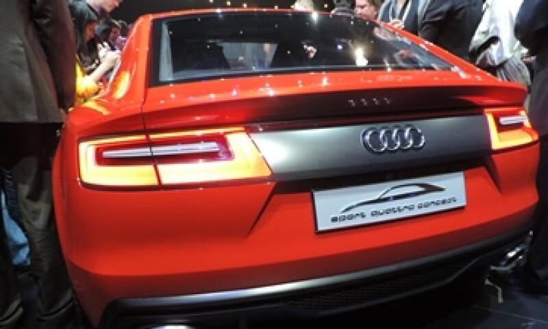 Audi en Las Vegas