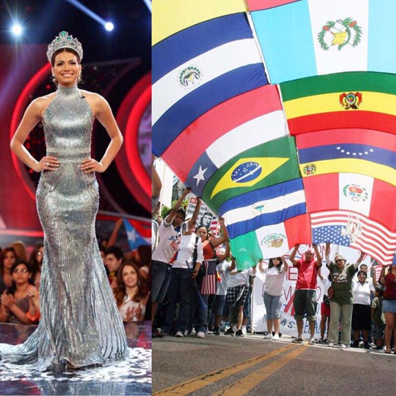 Después de los comentarios ofensivos que el multimillonario hizo hacia los mexicanos, Marisela de Montecristo, una reina de belleza salvadoreña, ha decidido no buscar el pase a Miss Universo.