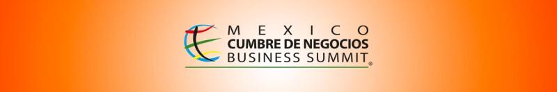 Mexico Business Summit / header desktop Home Expansión