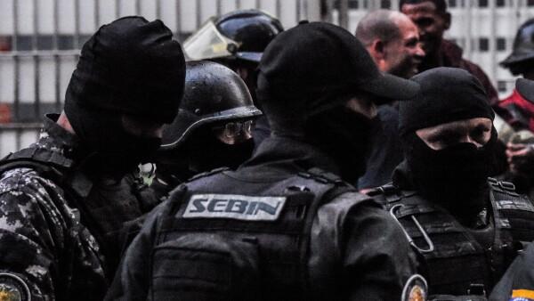 Seis personas han sido detenidas en Venezuela, acusadas de atentar contra Maduro
