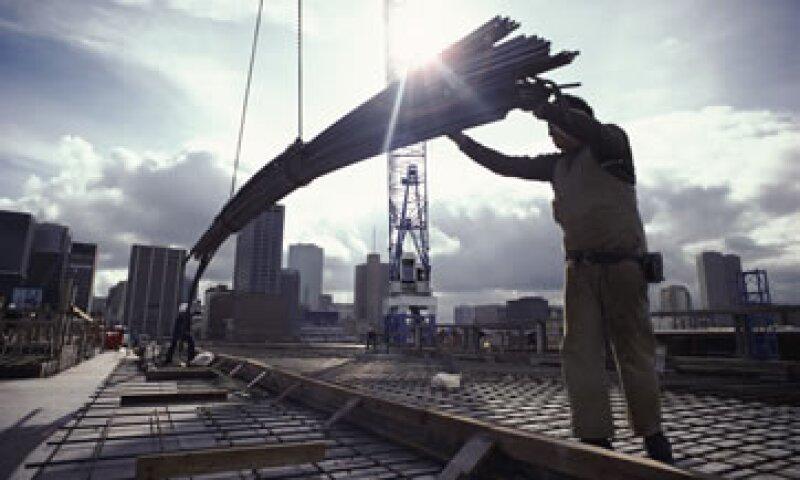 A tasa anual, los gastos en construcción crecieron 3.2% en octubre de 2012.  (Foto: Getty Images)
