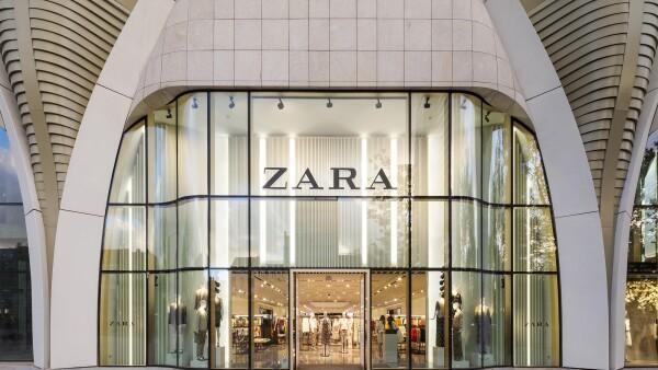 Zara Bruselas /Tienda