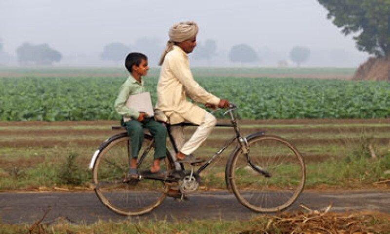 Con la amenaza de rebaja a su calificación crediticia, Nueva Delhi tiene la esperanza de que el cambio en la forma de distribuir el dinero generará ahorros. (Foto: Getty Images)