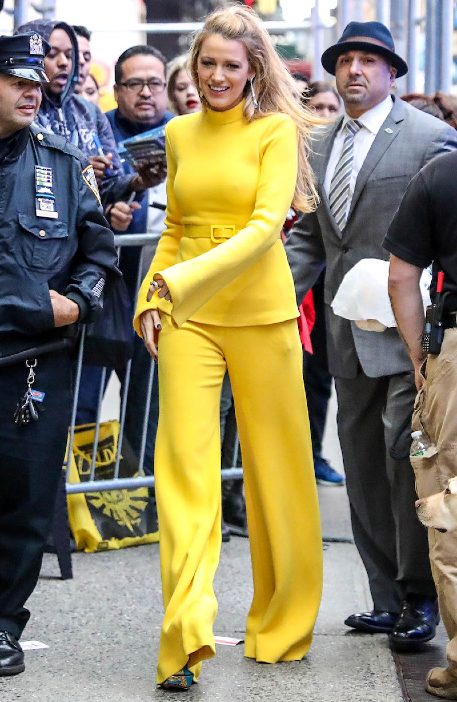 'Good Morning America' TV show, New York, USA - 16 Oct 2017