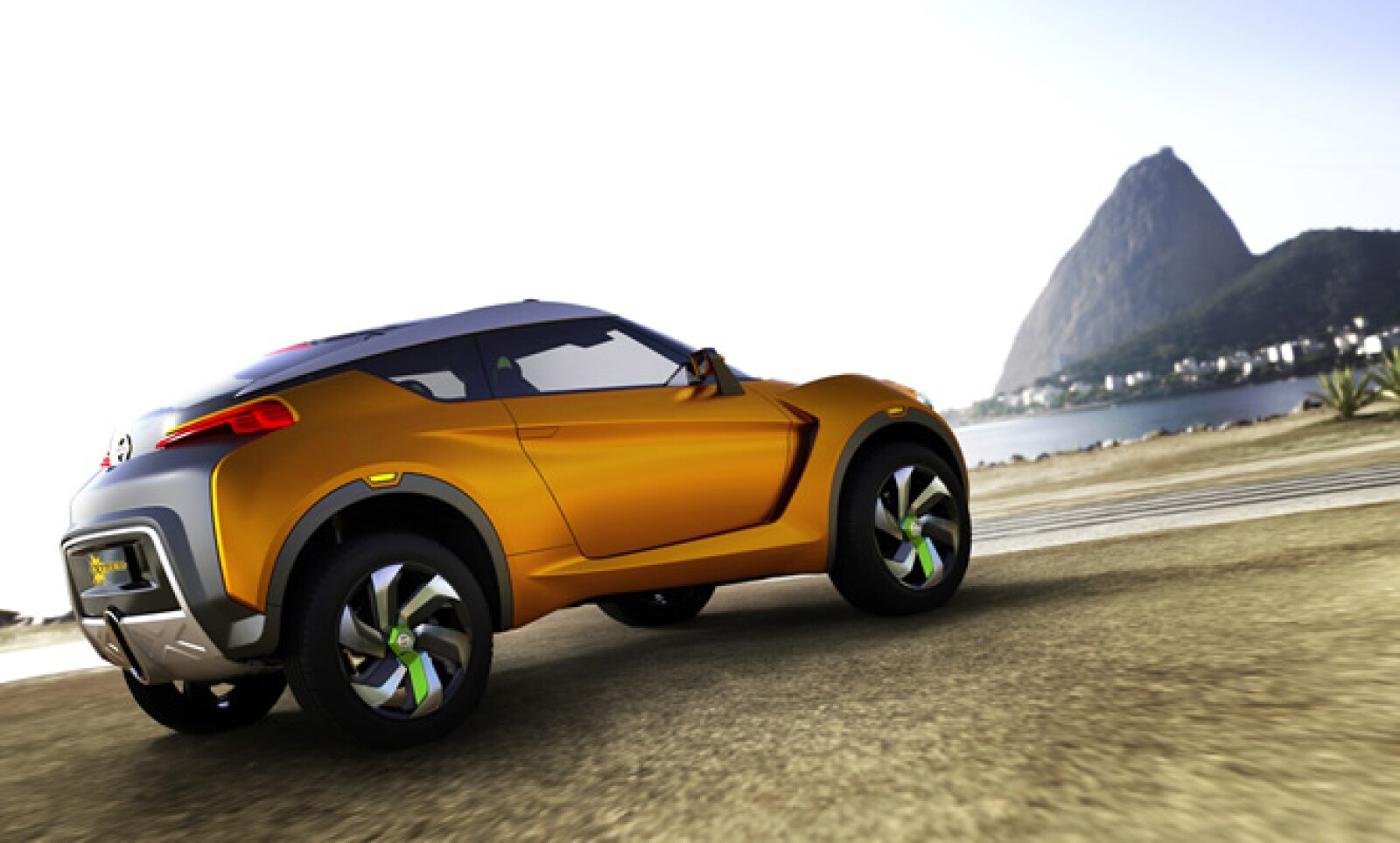 El Extrem fue creado en San Diego, Estados Unidos, en colaboración con diseñadores brasileños, y será producido en la nación carioca.