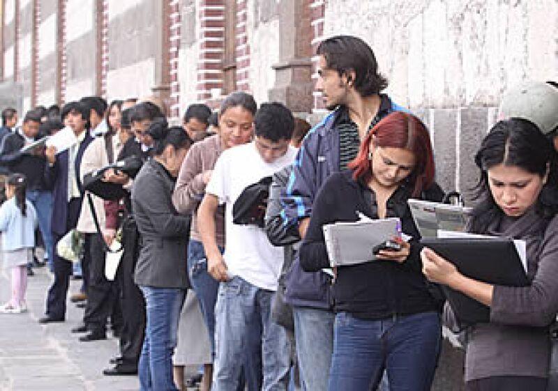 El número de empleos informales es de más de 12.4 millones de mexicanos, según datos del Intituto Nacional de Estadística y Geografía (INEGI). (Foto: Notimex)