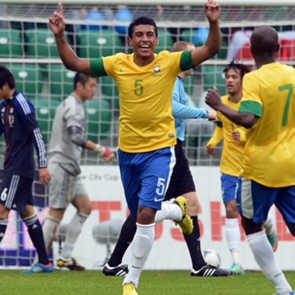 brasil amistoso japon 16 octubre