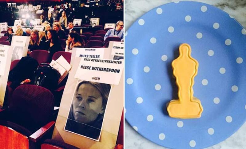 Reese está nominada a Mejor Actriz por su papel en la película Wild.