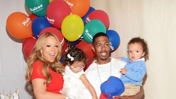 Mariah busca complacer a sus hijos a cualquier precio-