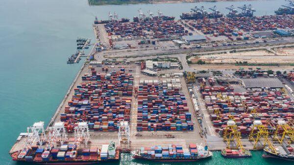 puerto mercantil