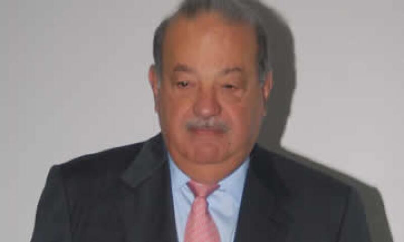 Carlos Slim Helú cuestionó el estudio presentado por la OCDE a finales de enero de este año. (Foto: Notimex)