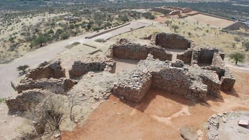 arqueologia, zacatecas, vestigios