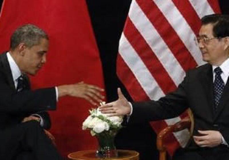 Hu Jintao viajará a EU para reunirse con su homólogo estadounidense. (Foto: Reuters)