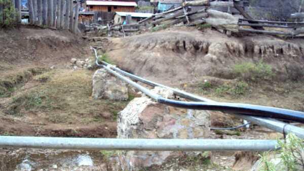 Sistema de agua potable