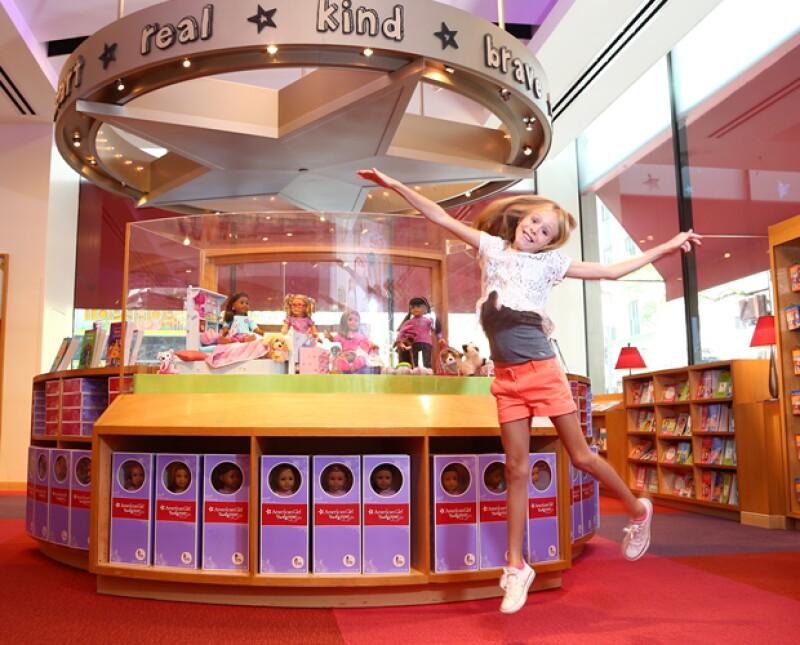 American Girl, una de las muñecas más icónicas en Estados Unidos, llegó a México y para celebrar su llegada invitó durante un fin de semana a Loreto y Greta Peralta a un viaje a Nueva York.