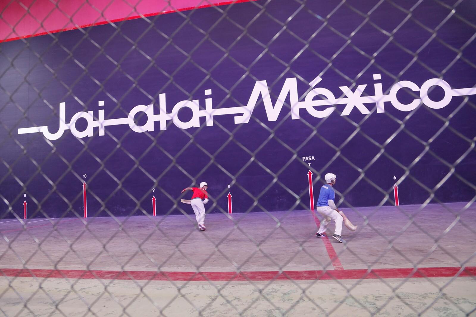 Evento de Frontón México