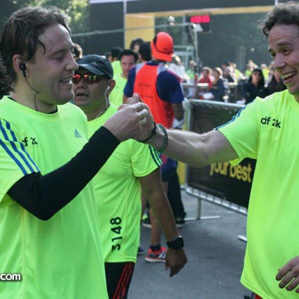 Jano Romo y Sebastián Pérez